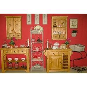 Мебель в гостиную из сосны