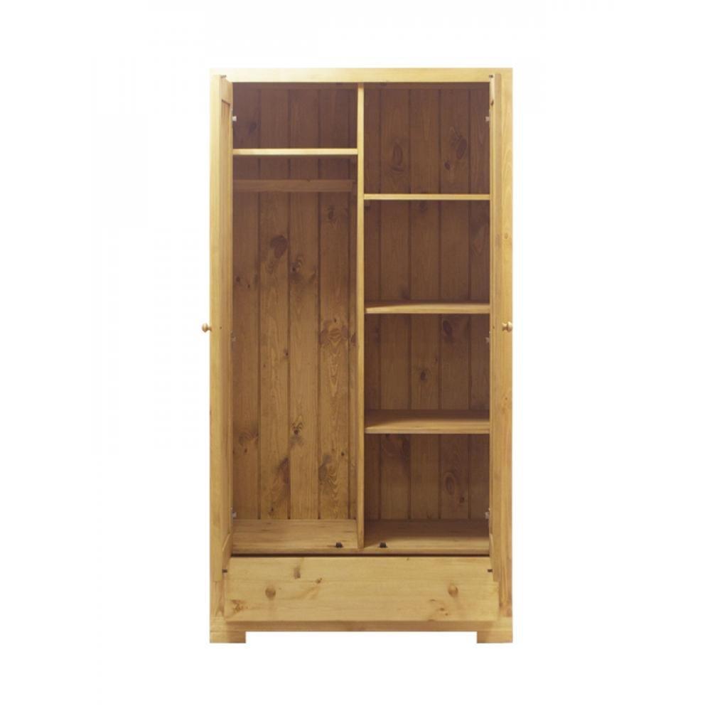 Шкаф 2-х дверный Калипсо