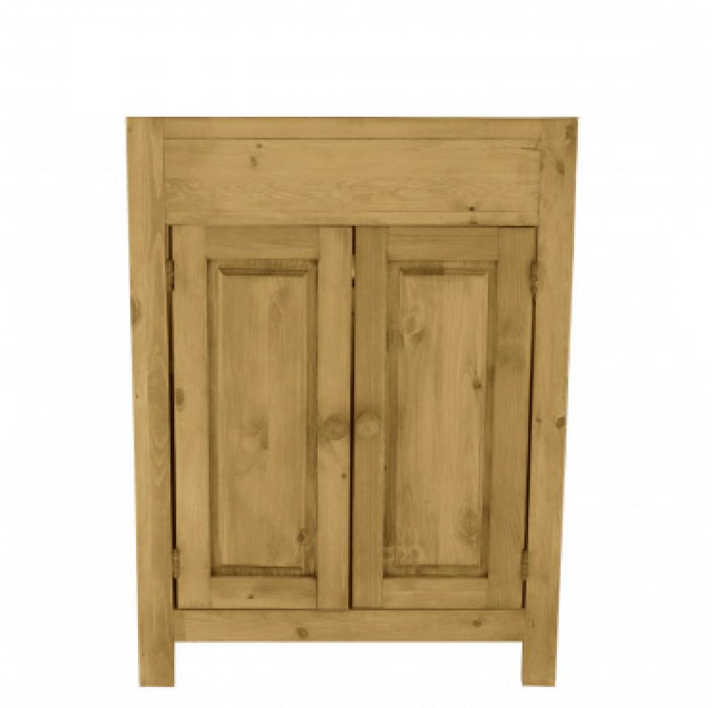 Шкаф-стол под мойку CH-BSDB (600)