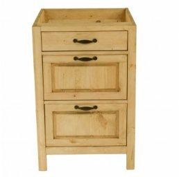 Шкаф-стол  CH-BT2C (600)