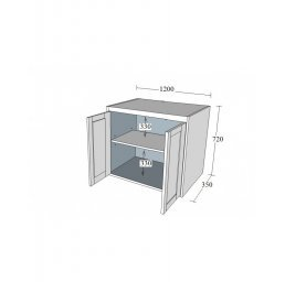 Шкаф настенный CH-H (1200)