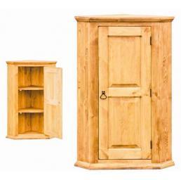 Шкаф для белья Ромео 120 (угловой)