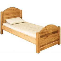 Кровать LIT MEX (высокое изножье)