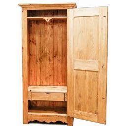 Шкаф для белья BO 194 М