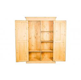 Шкаф для одежды EL ARM 2P