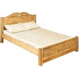Кровать LCOEUR PB 900 (с низким изножьем)