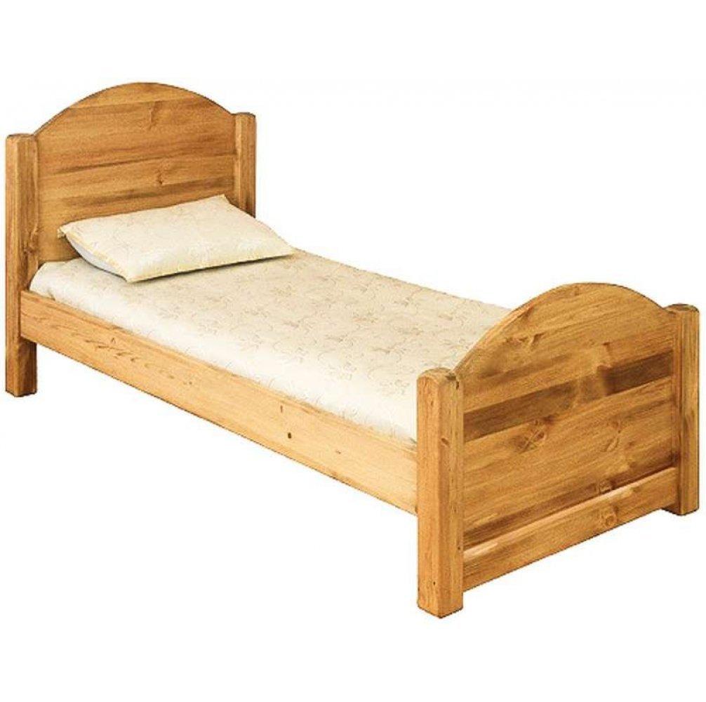 Кровать LMEX 900 (высокое изножье)