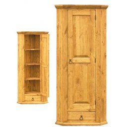 Шкаф для белья Ромео 180 (угловой)