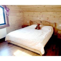 Кровать LCOEUR PB 1400 (с низким изножьем)