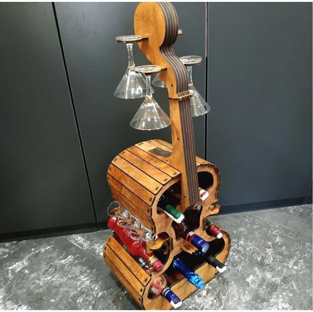 Бар-виолончель Мокко