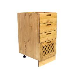 Шкаф-стол  Н-05 (400)