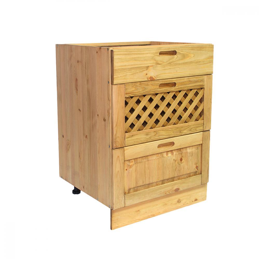 Шкаф-стол Н-07 (600)