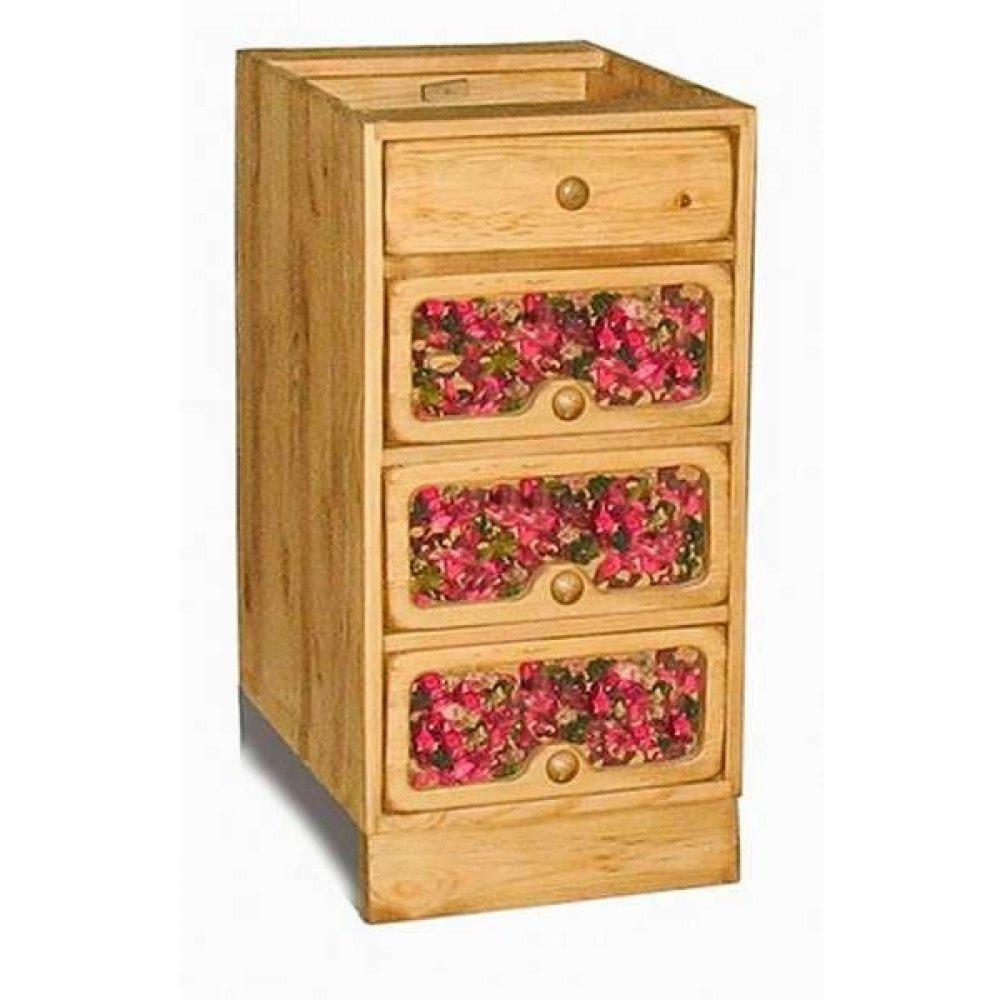 Шкаф-стол 07 (400)