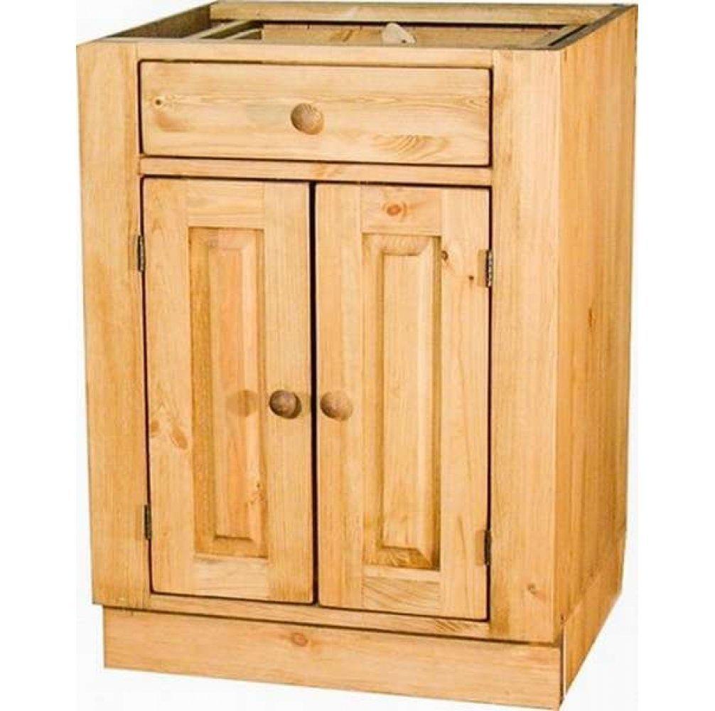 Шкаф-стол под мойку 08-1 (600)