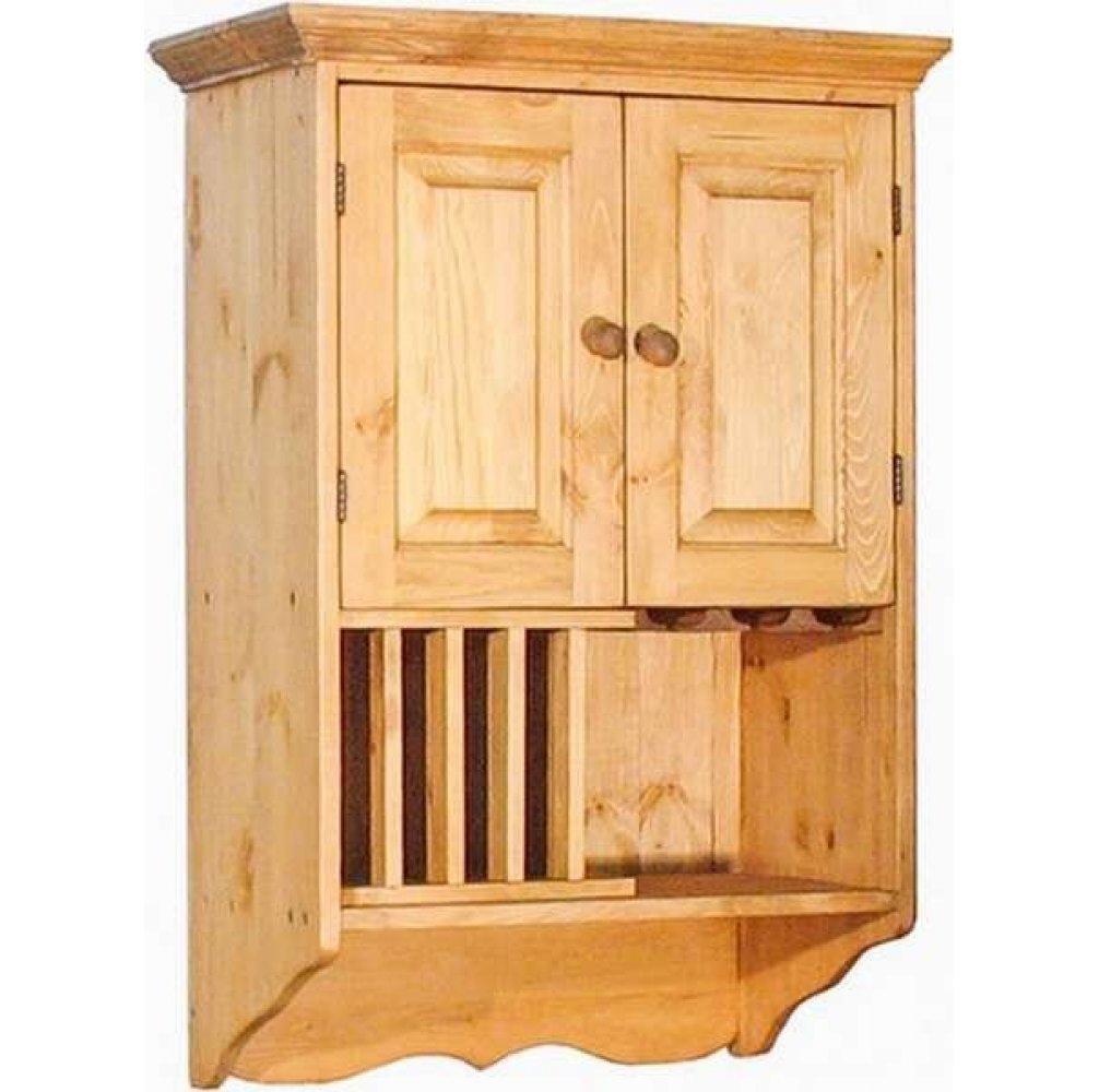 Шкаф настенный 25 - К (600)