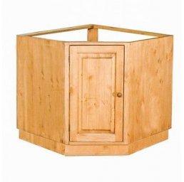 Шкаф-стол угловой под мойку 33 (850,900)