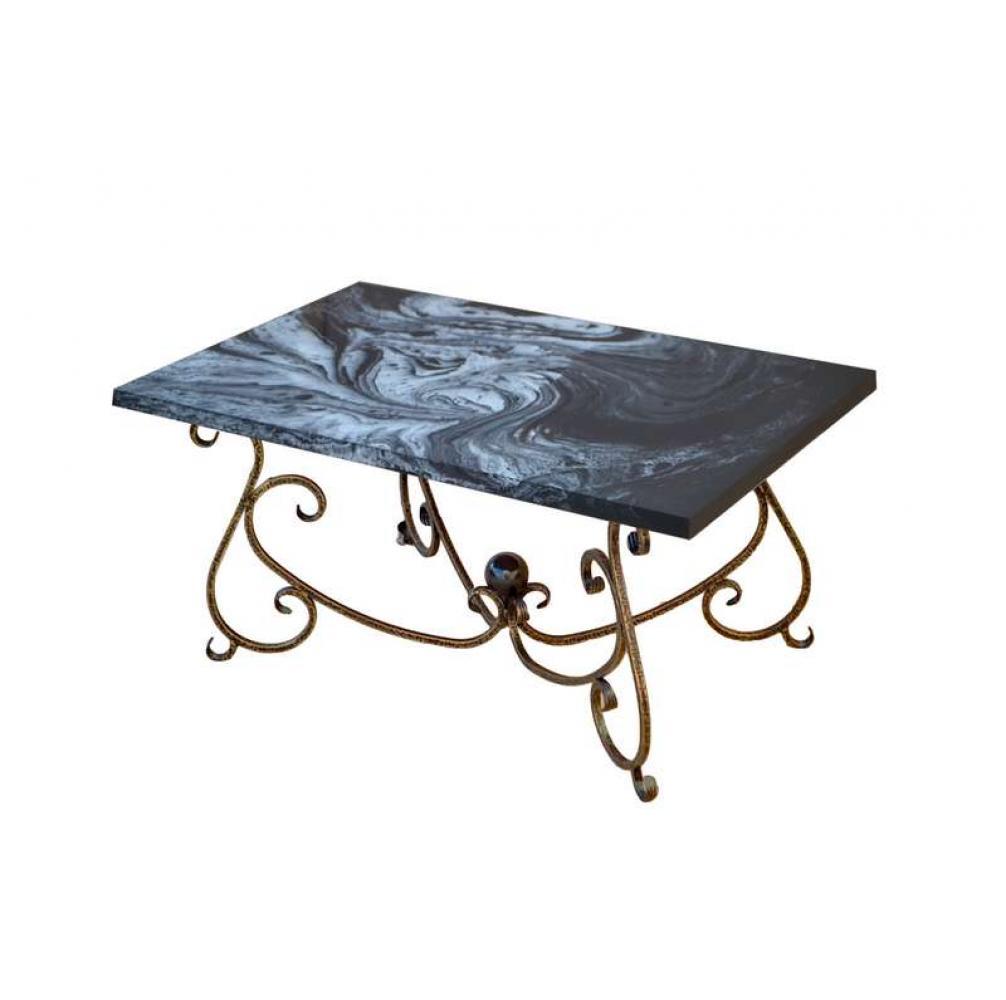 Столы прямоугольные  (искусственный камень)