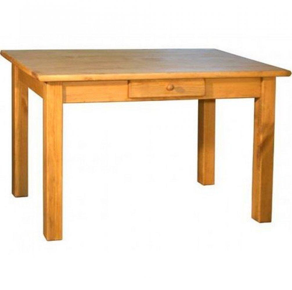 Стол кухонный 120 х 70 с ящиком